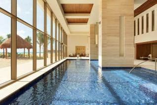 alberca Turquoize at Hyatt Ziva Cancun hoteles para adultoss