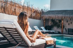 Chiibal Hostel cancun economicos