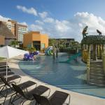 Hard Rock Hotel Cancun hotel familiar