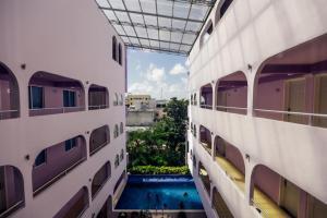 Hotel Kavia hotel 4 estrellas con alberca cancun