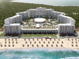 Royal UNO - All Inclusive Resort & Spa hoteles en canucn 5 estrellas con vista al mar
