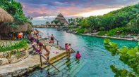 cancun tour xcaret