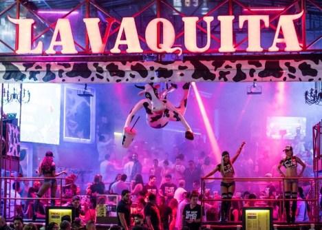 La Vaquita cancun antro