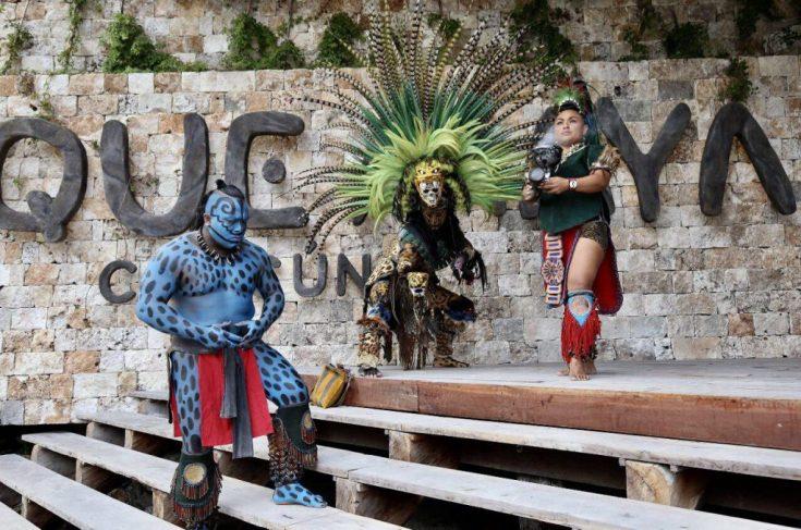 Parque Maya tour