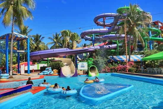 parques acuaticos mexico