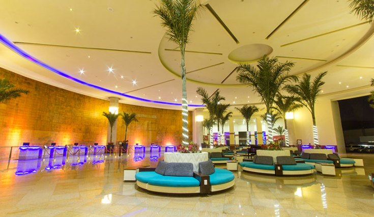 Seadust Cancun Family Resort - hoteles cerca playa delfines