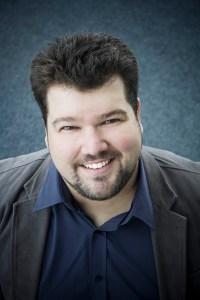 Eric Thériault, tenor
