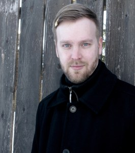 Headshot - Aaron Dimoff, Baritone