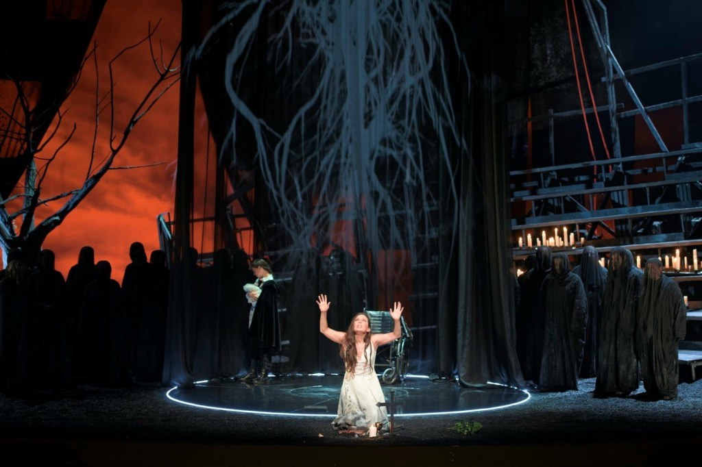 Marguerite, Faust, Gounod, Opéra de Saint-Etienne 2018