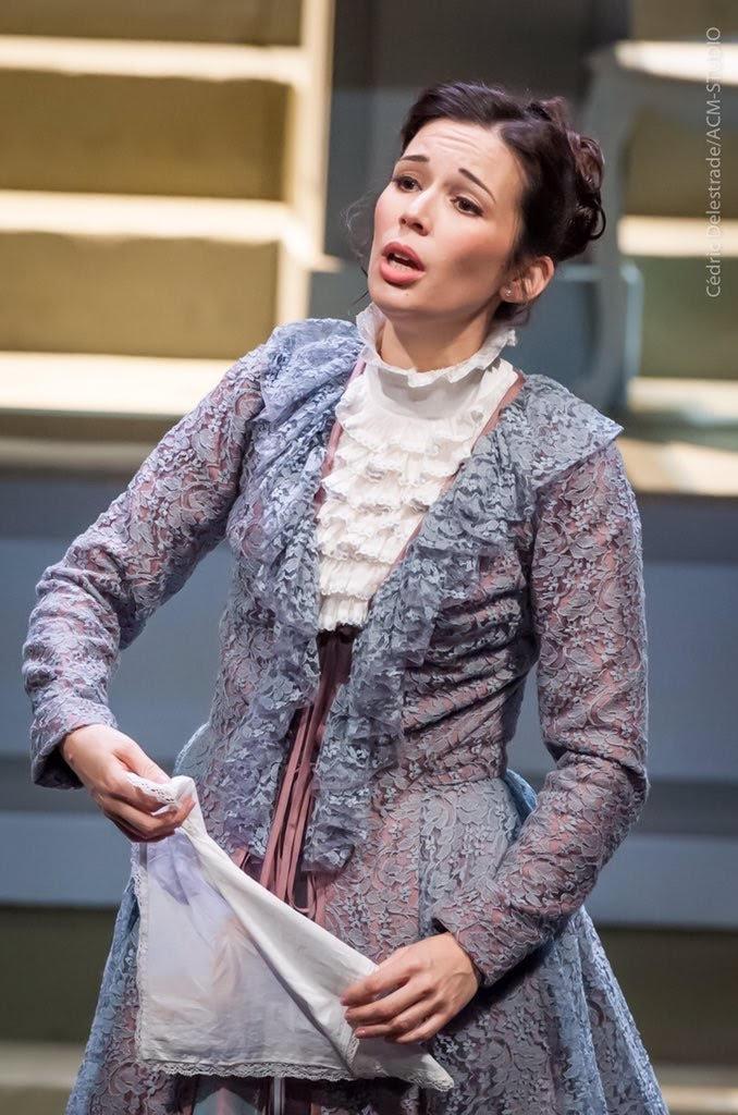 Rosalinde, Die Fledermaus, Opéra d'Avignon 2015