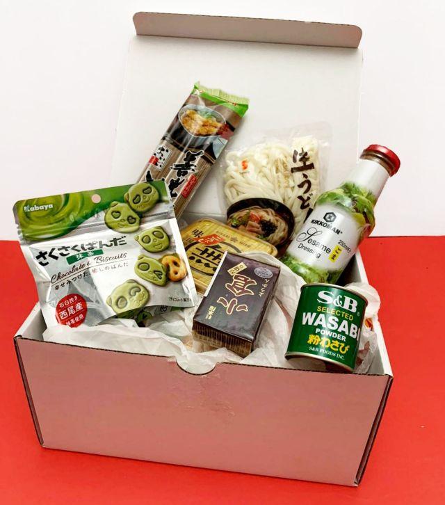 BOX PASSATA/ MICATUCA #2- Giappone (SENZA TOVAGLIETTA)