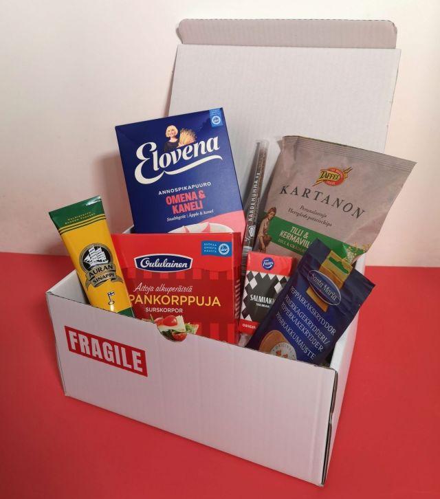 BOX PASSATA/ MICATUCA #13 – Finlandia
