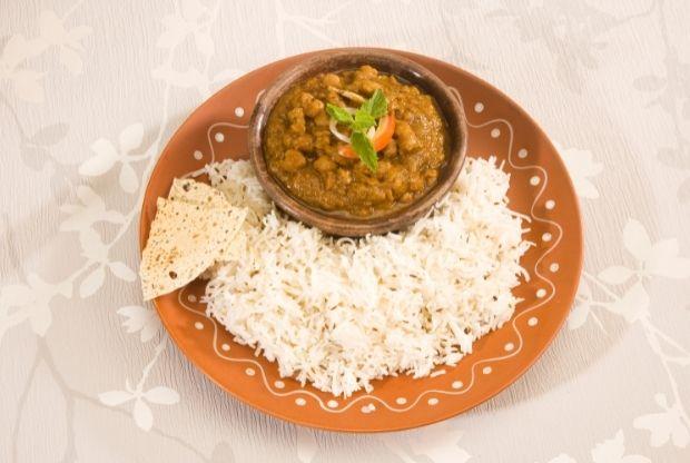 ricetta chana masala