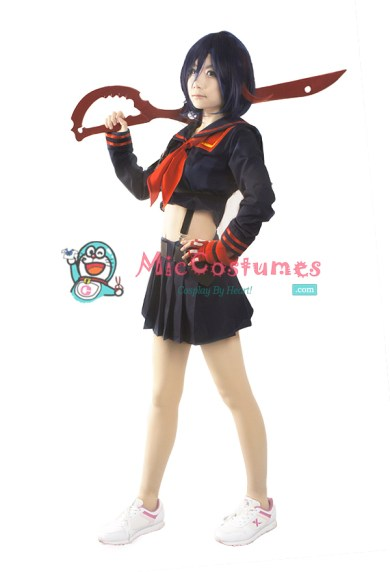 KILL la KILL Matoi Ryuko Cosplay Costume