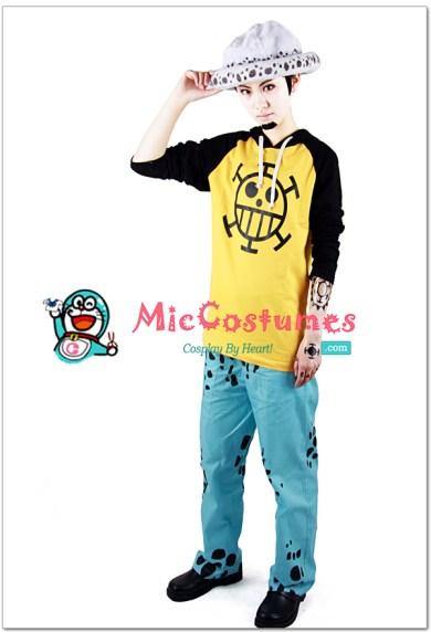 One_Piece_Heart_Pirates_Trafalgar_Law_Cosplay_Costume_x1