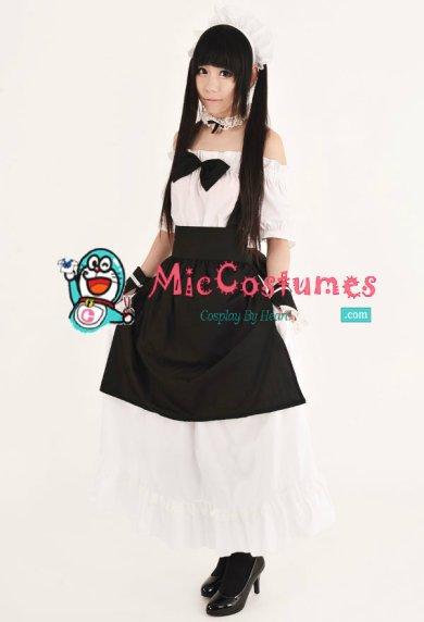 japanese princess maid costume