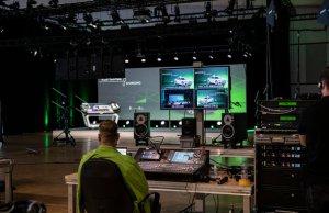 """Audi startet mit virtuellen Events wie """"TechTalk"""" oder """"LiveOnDrive"""""""