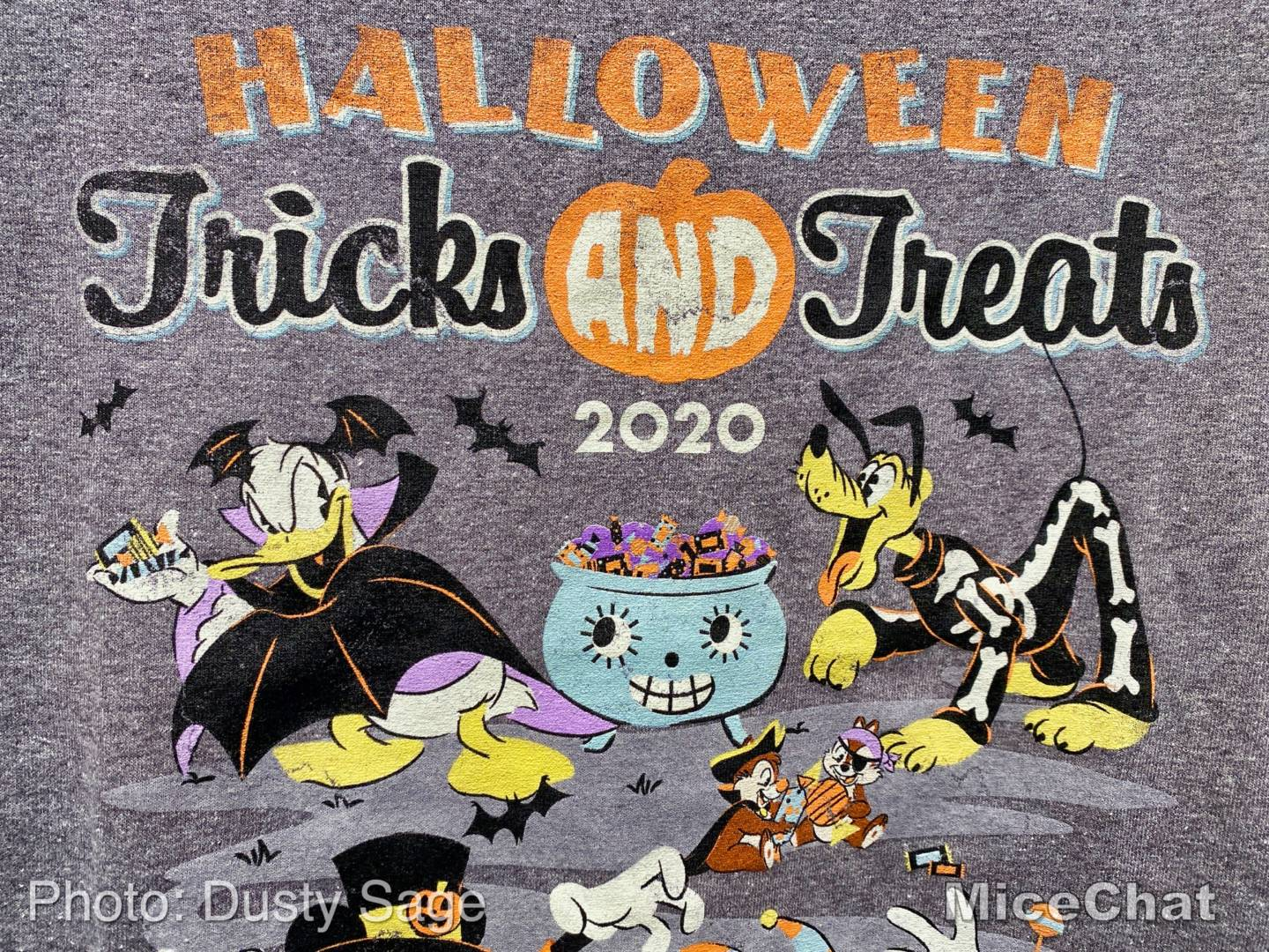 Disneyland Halloween Merch 2020 Tricks AND Treats   Halloween Merchandise Hits Downtown Disney