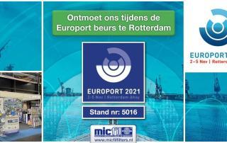 Europort beurs 2021
