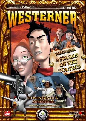 The Westerner-Cover