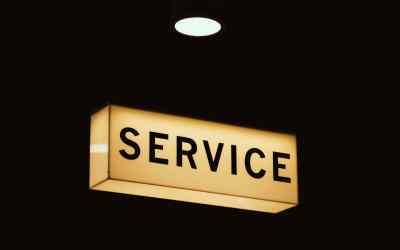 Service bringt Umsatz