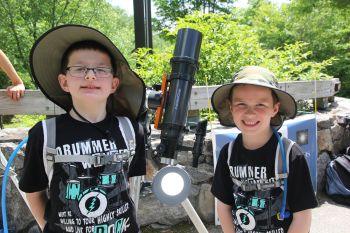 Astronomy Programs at AMC