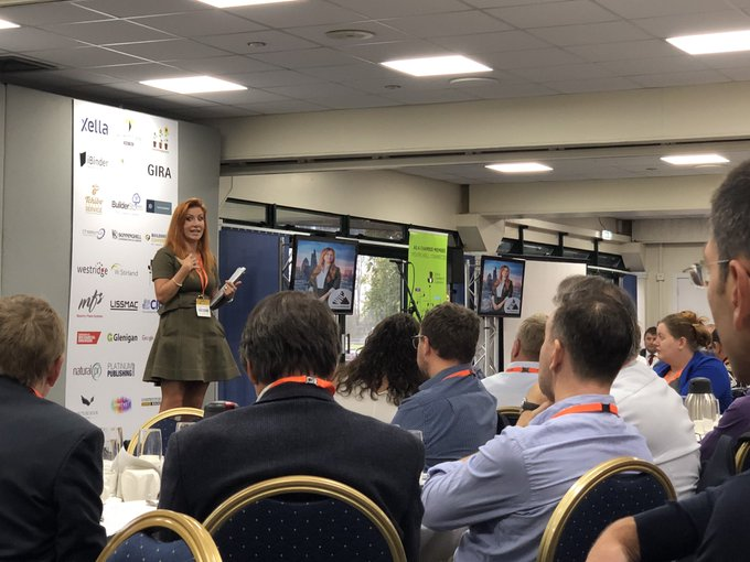 Anxiety and Public Speaking with Michaela Wain