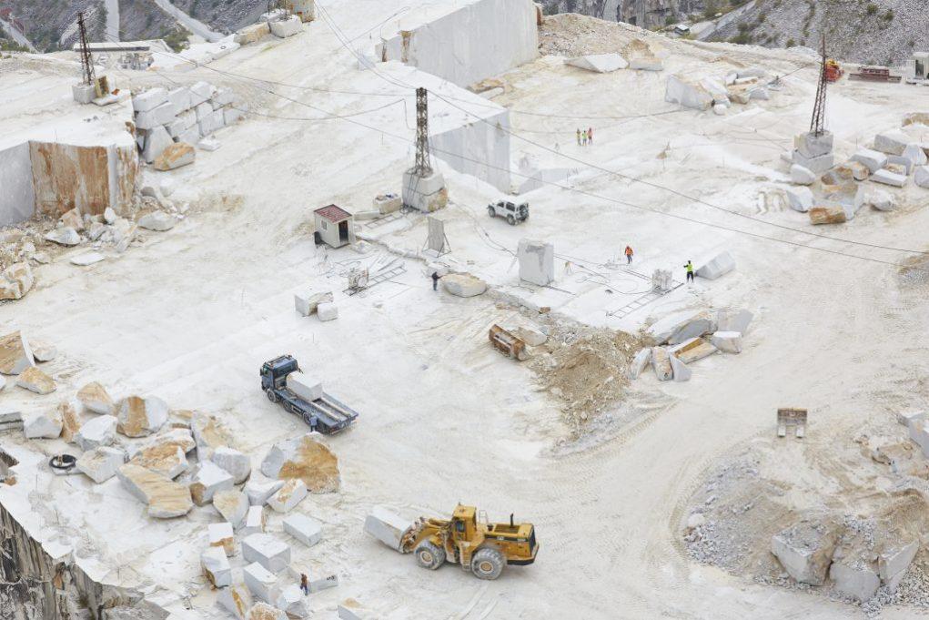 Carrara italy