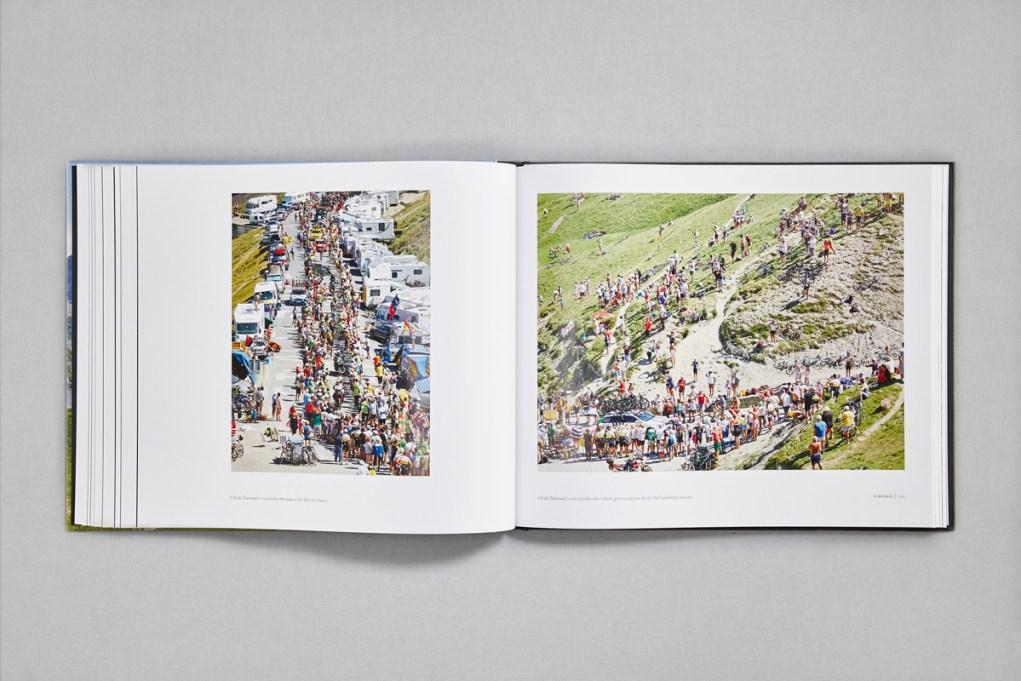 Mountains Book Spread