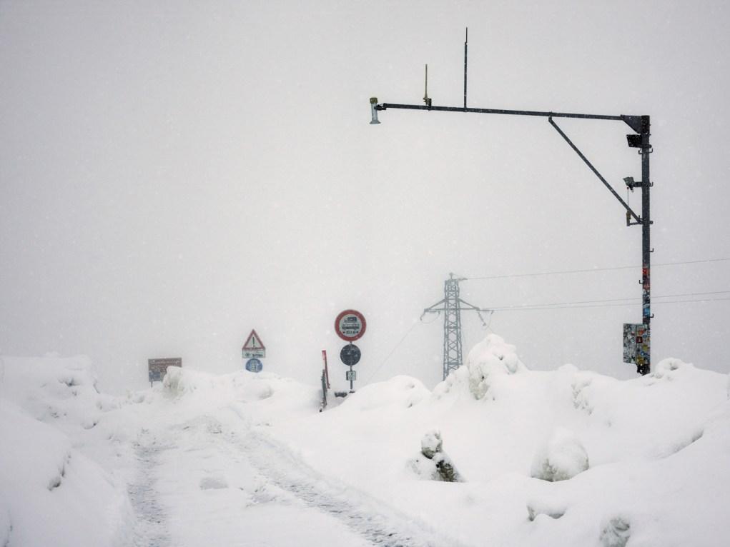 Passo dello Stelvio, Italy, Alps