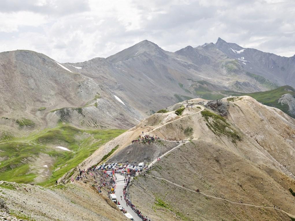 Col du Galibier, Tour de France, Cycling