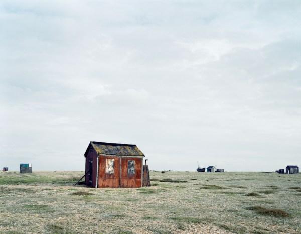 Fishermans hut at Dungerness
