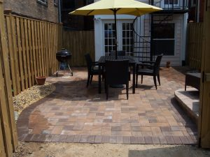 How to Maintain a Paver Patio