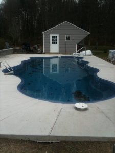 Reopening Your Swimming Pool in Spring
