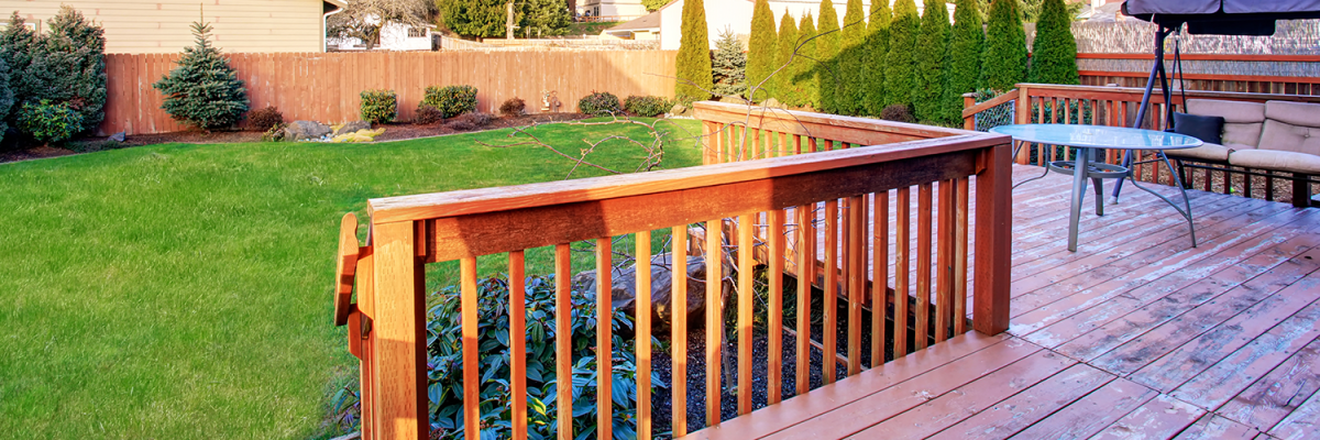 5 Reasons to Add a Deck to Your Home in 2019