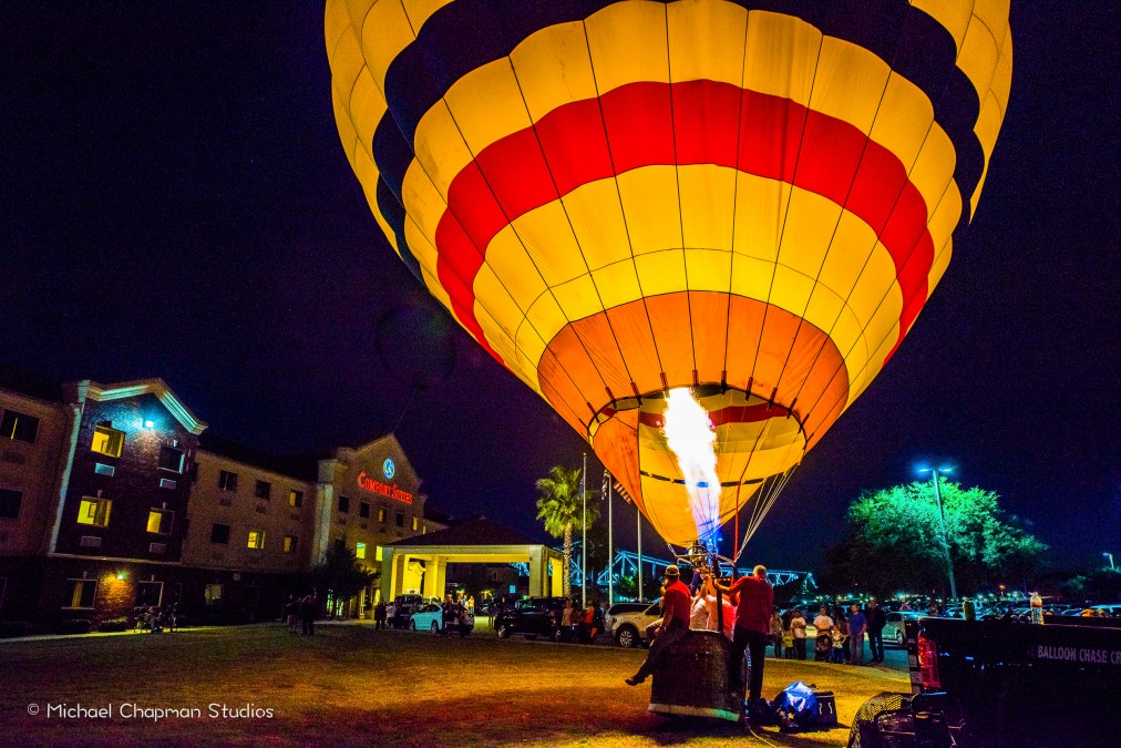 From Vidalia With Love: The Balloon Festival with the Great Folks of Vidalia!