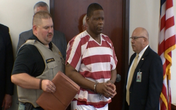 Reed returned to a Bastrop court Tuesday Nov. 25 to ask for additional DNA testing, which was denied.