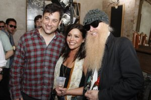 Kimmel discovered SXSW in 2011 and hooked up with Rachael Ray and Billy Gibbons.