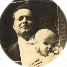 Henry with Lowell, Sr.