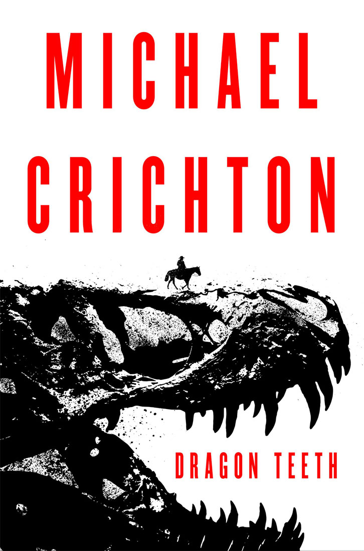 Image result for dragon teeth crichton
