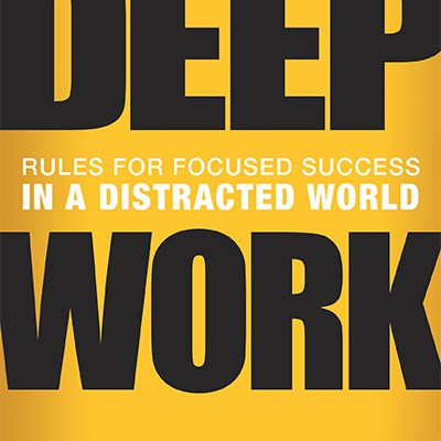 Deep Work in a Distracted World