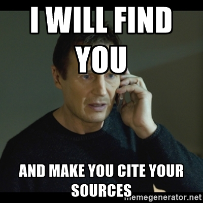 The Dangers of Outsourcing Your Sources