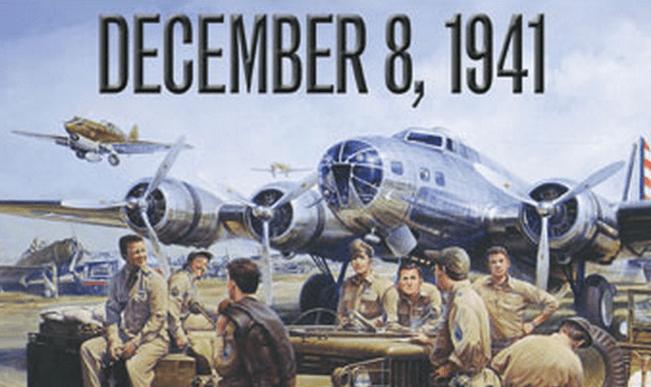 Day Infamy December 7