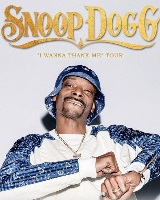 Snoop Dogg 3 arena concert bus