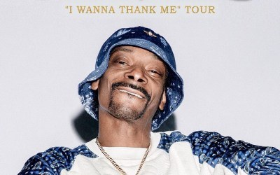 Snoop Dogg, 3 Arena Dublin. 12th September 2021