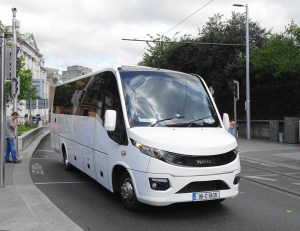 Bus hire Donegal