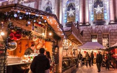 Belfast City Centre & Christmas Markets Day Trip. Saturday 11th December 2021