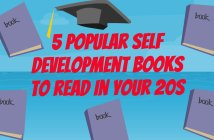 5 Popular Self Development Books To Read In Your 20s