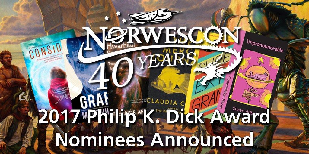 2017 PK Dick Nominees