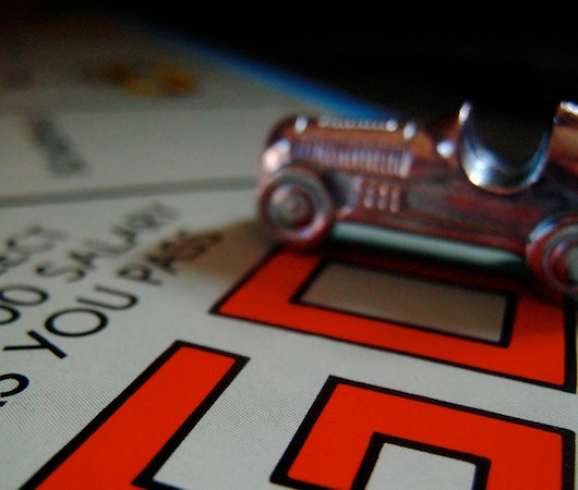 The end of the real-life Monopoly game